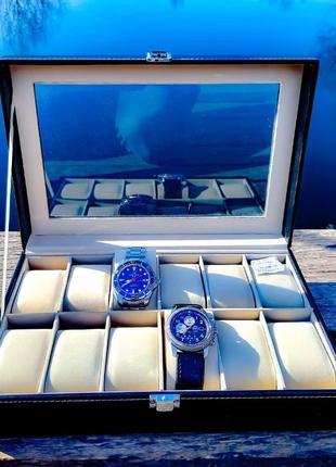 АКЦИЯ шкатулки для хранения часов Craft подарки часы сувениры ...