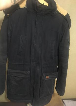 Парка мужская зимняя куртка plus scorpion