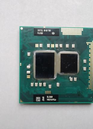 Intel Pentium Dual-Core P6100 SLBUR 2.0GHz Процессор Socket G1
