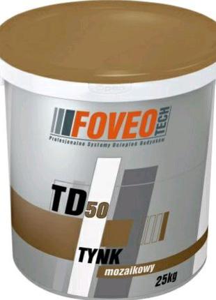 Foveo TD50 акрилова мозаїчна штукатурка