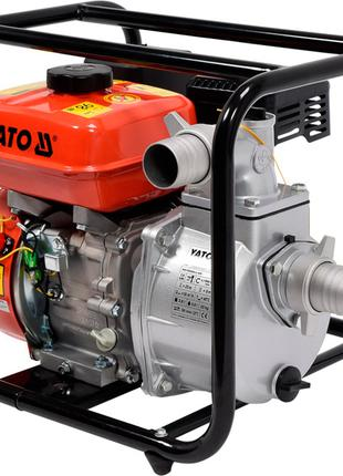 Бензиновая мотопомпа для воды Yato YT-85401