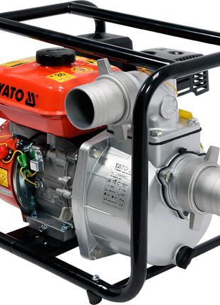 Бензиновая мотопомпа для полива Yato YT-85402