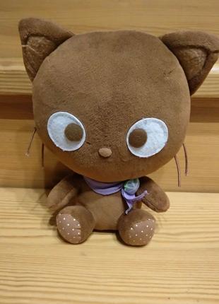 Мягкая игрушка-кошечка