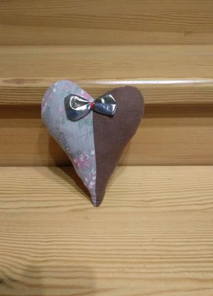 Мягкая игрушка-сердце