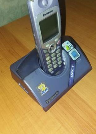 Стационарный телефон Panasonic KX-TCA150RUV