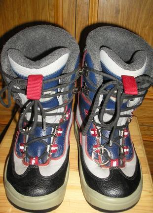 Ботинки для сноуборда crazy creek 35 размер 22,5 см по стельке