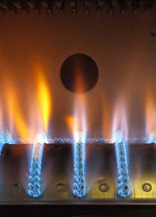 Чистка и ремонт газовых котлов.