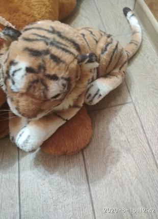 Игрушка Тигр,  мягкая игрушка Тигр