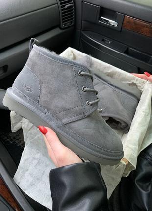 Ботинки Ugg Neumel grey