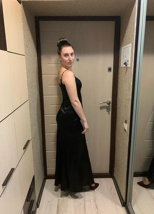 Вечернее платье, новогоднее платье, платье в пол
