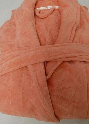 Банный махровый халат