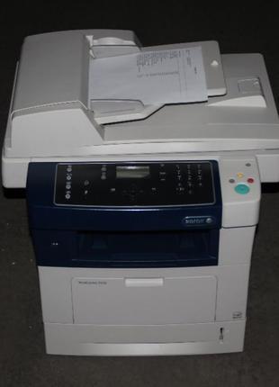 МФУ Xerox WorkCentre 3550 Принтер/сканер/копир/факс напечатал ...