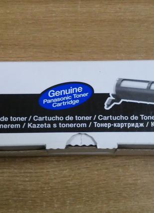 Тонер картридж Panasonic KX/FAT88A/FAT88A7 оригинальный