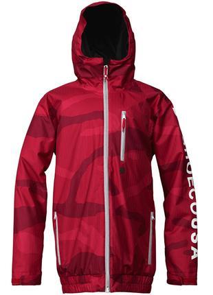 сноубордическая куртка DC Shoes Ripley SE Snowboard Jacket - М