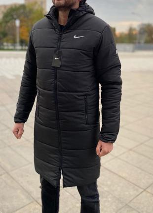 Парка зима мужская. nike