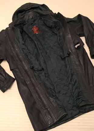 Женская куртка (натуральная кожа)