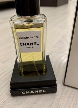 Оригинал chanel coromandel 75мл. парфюмированная вода