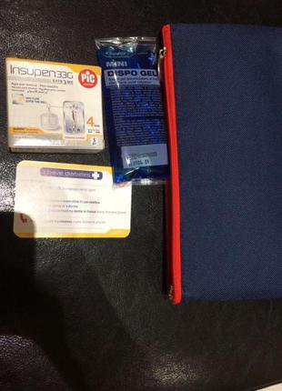 Термосумка для инсулинов