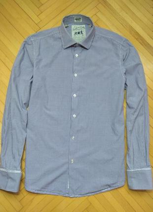 Рубашка scotch & soda під запонки