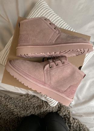Ботинки UGG Neumel Pink