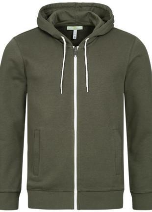 Оригинал мужская спортивная куртка толстовка реглан adidas neo...