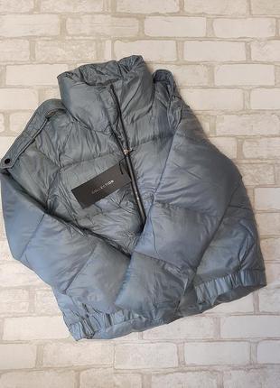 Куртка теплая демисезон