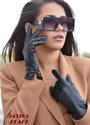 Перчатки теплые, перчатки зимние, перчатки кожа