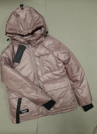 Куртка теплая,куртка еврозима,куртка с капюшоном