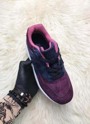 New balance 998 purple grape. женские  замшевые демисезонные к...