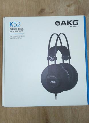 Наушники AKG K52 (3169H00010).