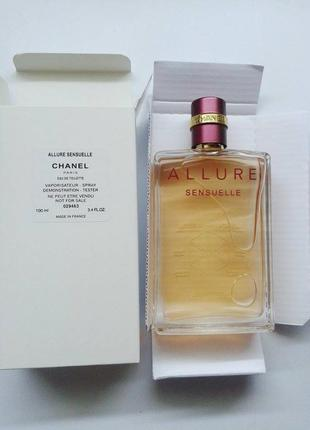 Chanel allure sensuelle,100 мл, парфюмированная вода