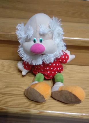 Мягкая игрушка-домовой