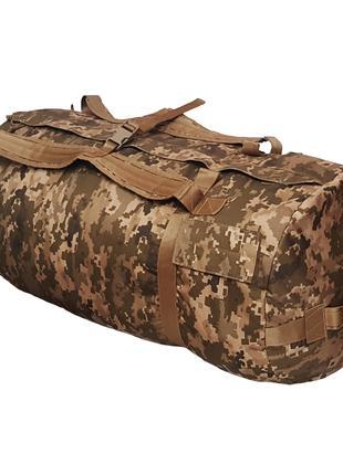 Армейский транспортный баул (сумка-рюкзак) 110L cordura, ММ-14