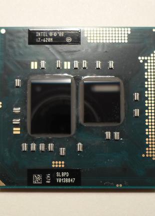 Процессор для ноутбука Intel Core i7-620M