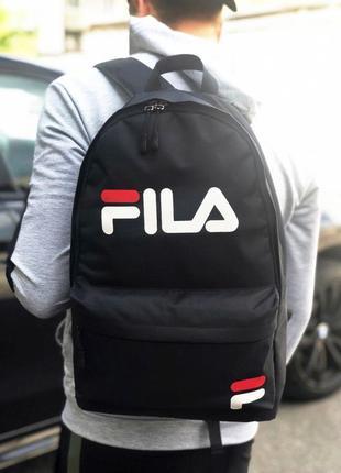 Рюкзак fila black
