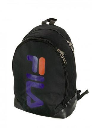 Рюкзак фила мужской, женский, черный