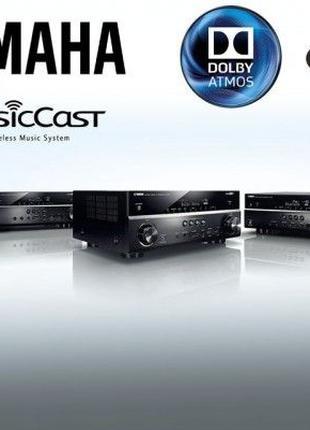 AV-ресивер 7.2 Yamaha Aventage RX-A680/A880/A1080/A2080/A3080