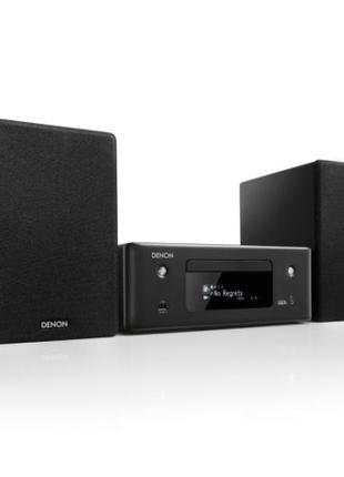 Сетевой CD-ресивер Denon CEOL RCD-N10 + полочная акустика Deno...