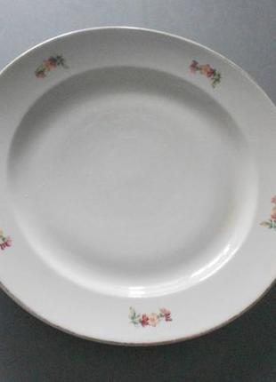 Тарелка (блюдо) 25 см