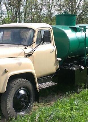 Продам бензовоз ГАЗ - 53