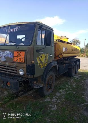 Продам бензовоз КамАЗ 5320