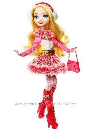 Кукла Ever After High Epic Winter Apple White Doll