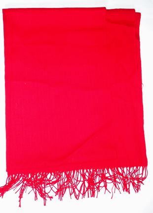 Шарфы! много! красный палантин красный шарф 100% кашемир
