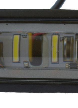 Фара диодная Auto Led Lamp LML-K1918-F Police
