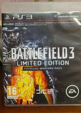 Гра Battlefield 3 для Playstation 3