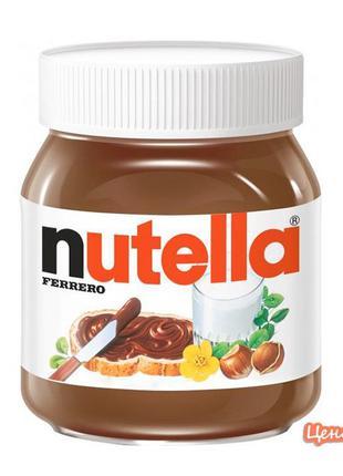 Шоколадная паста Nutella Шоколадна паста | Нутелла