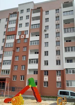 1 ком квартира в новострое для аренды и жилья у метро Ак Павлова