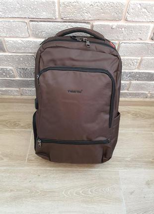 Новый городской рюкзак tigernu t-b3585 цвета кофе