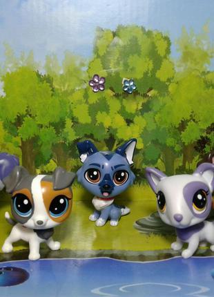 Фигурка собачка Littlest Pet Shop