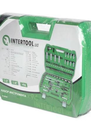 INTERTOOL ET 6094SP набор инструментов
